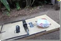 Раздавливающую арбузы гигантскую мышеловку показали на видео