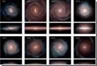 Обнаружена аномальная разновидность древних галактик