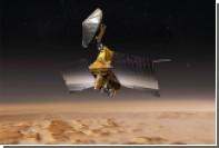 НАСА показало пострадавший от древнего наводнения участок Марса