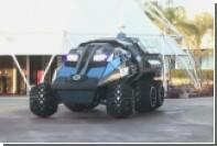 НАСА показало марсианский «бэтмобиль»