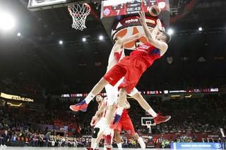 Баскетбольный ЦСКА проиграл в полуфинале Евролиги