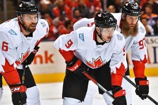 Букмекеры оценили шансы России и Канады в полуфинале ЧМ по хоккею