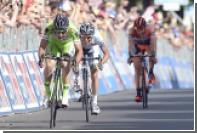 Два гонщика попались на допинге в преддверии «Джиро д'Италия»