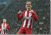 Лучший бомбардир Евро-2016 согласовал контракт с «Манчестер Юнайтед»