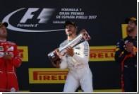 Хэмилтон выиграл Гран-при «Формулы-1» в Испании