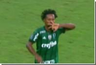 Бразилец Зе Роберто стал самым возрастным автором гола в Кубке Либертадорес