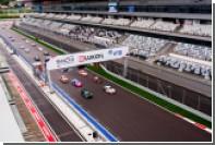 В Сочи установлен рекорд по количеству машин на стартовой прямой в серии Mitjet