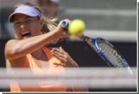 Шарапова поднялась на 38 мест в рейтинге WTA