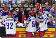 Мутко прокомментировал поражение от канадцев в полуфинале ЧМ по хоккею