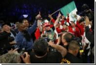 Альварес единогласным решением судей победил Чавеса
