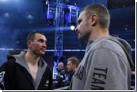 Виталий Кличко прокомментировал поражение брата от Джошуа
