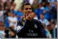 Роналду заплатил шесть миллионов евро за отказ от возбуждения уголовного дела