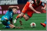 «Зенит» обыграл «Краснодар» в перенесенном с «Крестовского» матче