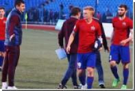 «СКА-Хабаровск» вышел в российскую футбольную премьер-лигу