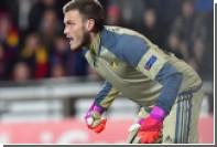 Рекордная сухая серия вратаря «Ростова» прервалась в игре с «Арсеналом»