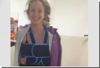 Французская биатлонистка пострадала в ДТП во время велотренировки