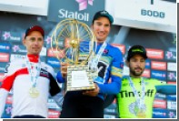 Итальянского велогонщика дисквалифицировали за расизм