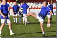Мутко пообещал Медведеву порвать всех в футболе