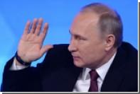 Путин допустил подачу Россией заявки на Олимпиаду-2028