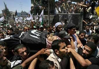 Израильские военные извиняются за артиллерийский удар по мирным жителям