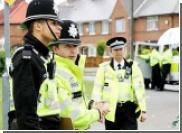 Английские полицейские потеряли секретные документы