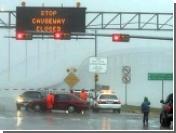 Вашингтон в дорожном коллапсе: столицу накрыли ливневые дожди