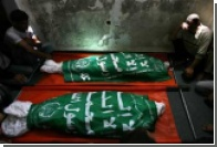 Израильские моряки убили шестерых и ранили еще 35 палестинцев