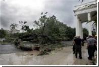 На американское правительство обрушился потоп