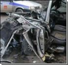 Кровавое ДТП на дороге Киев-Обухов. Есть жертвы