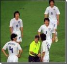 Из-за арбитра корейцы получили гол