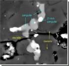 Неизвестный минерал обнаружен в древнейшем метеорите