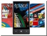 Windows Phone Marketplace собрал сто тысяч программ