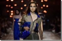 Бренд Hugo одел женщин в прозрачные платья