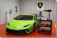 Lamborghini внедрила новые технологии