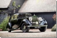 Rolls-Royce покажет машину британского фельдмаршала