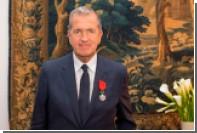 Фотограф Марио Тестино стал кавалером ордена Почетного легиона
