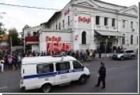 Задержание бывшего директора осталось в «Гоголь-центре» незамеченным