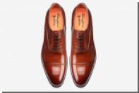 Santoni сделал обувь для любителей ретро-автомобилей