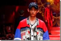 Китайцы доминировали на показе Dolce & Gabbana в Милане