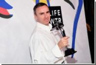 Раф Симонс стал триумфатором премии Совета модельеров Америки