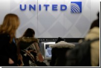 Десять человек госпитализировали из-за турбулентности на борту United Airlines