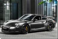 Поляки превратили Porsche в машину Бэтмена