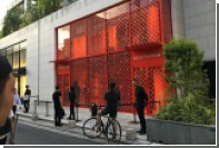 Временные магазины Louis Vuitton x Supreme открылись по всему миру