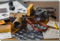 Leica посвятила камеры фотографу Джимми Хендрикса и Дженис Джоплин