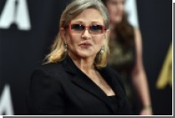 Названа причина смерти актрисы Кэрри Фишер