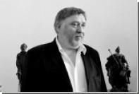 Скульптор Аполлонов погиб в аварии на Кубани