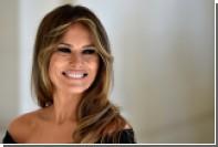 Мелания Трамп переедет в Белый дом в июне
