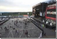 Посетителей рок-фестиваля в Нюрбурге эвакуировали из-за угрозы теракта