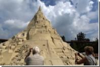 Британский профессор вывел формулу идеального замка из песка