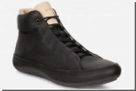 Ecco создал обувь для «походки Будды»